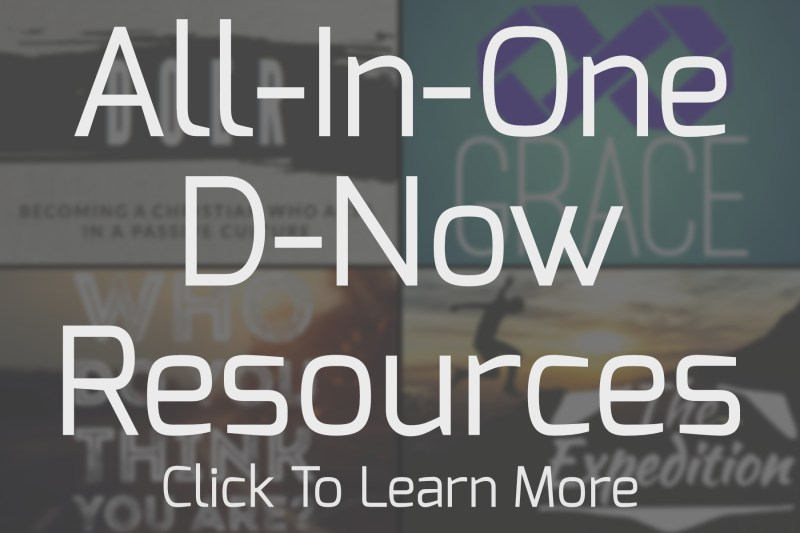 All In One D-Now Resources Promotion