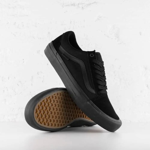 VANS OLD SKOOL PRO BLACKOUT 2