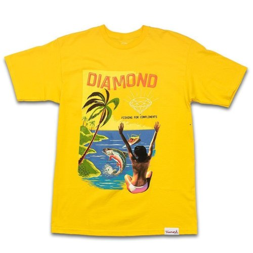 DIAMOND YELLOW SUMMER 1