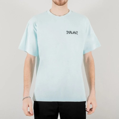 POLAR DRAGON TEE AQUAMARINE