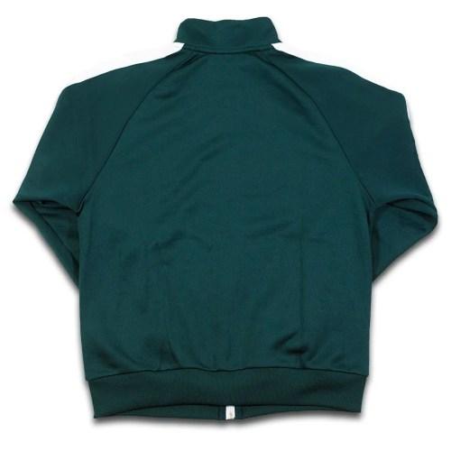 puma jacket forest green 2