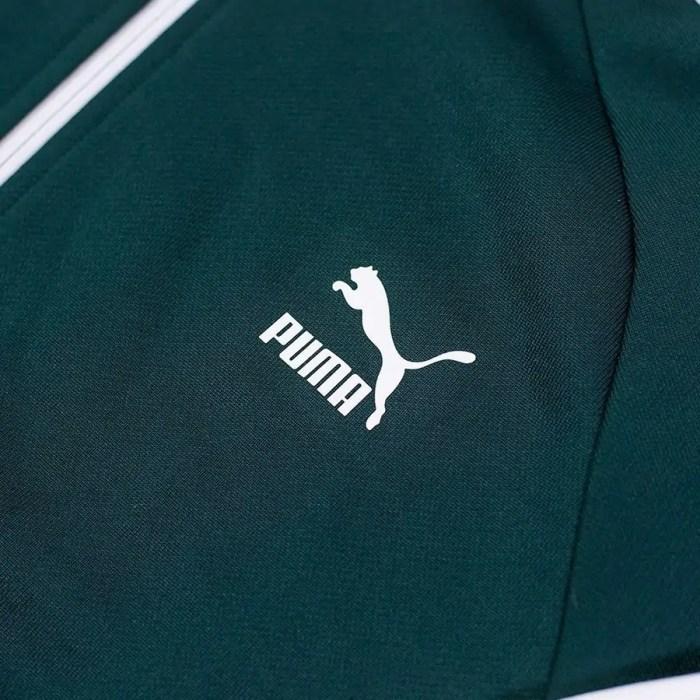 puma jacket forest green 3