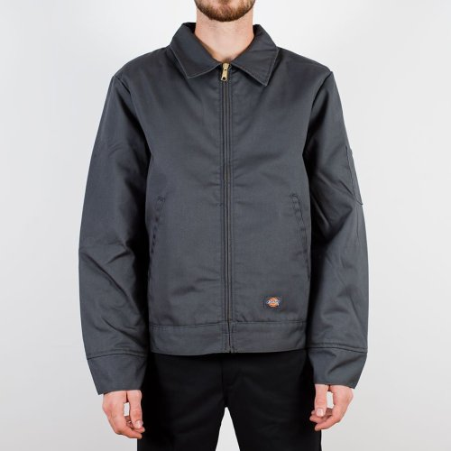 DICKIES INSULATED EISENHOWER JACKET CHARCOAL GREY