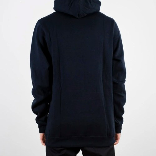 DIAMOND OG SIGN SCRIPT HOODIE NAVY