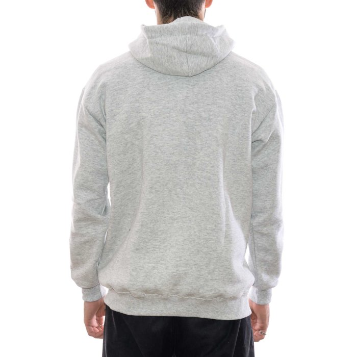 MOC ROLLINS HOODIE HEATHER GREY 2