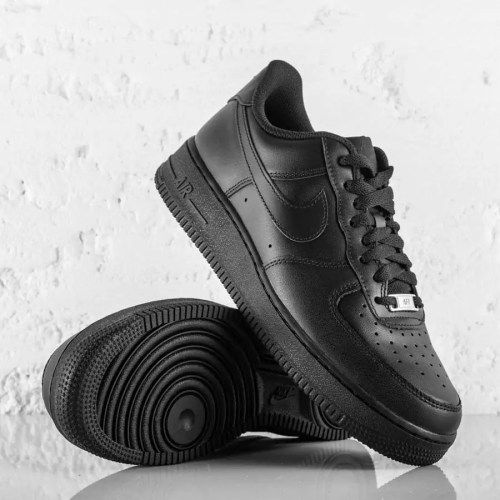 NIKE AIR FORCE 1 '07 (BLACK)
