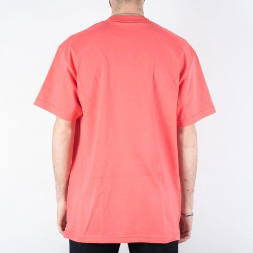 THE HUNDREDS WEAVERS TEE CORAL