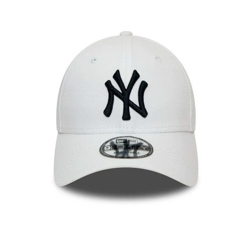NEW ERA NEW YORK YANKEES ESSENTIAL 9FORTY CAP WHITE (2)