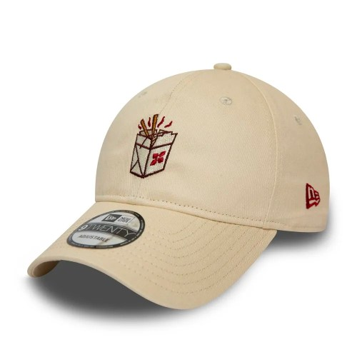 NEW ERA TAKEAWAY 9TWENTY CREAM CAP