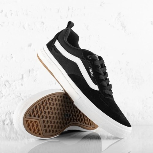 VANS KYLE WALKER PRO BLACK WHITE