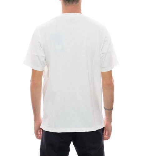 DICKIES HORSESHOE TEE WHITE 2