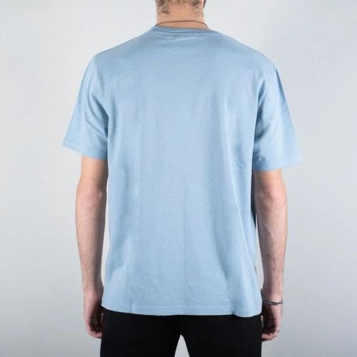 PARRA MADAME BEACH TEE DUSTY BLUE (2)