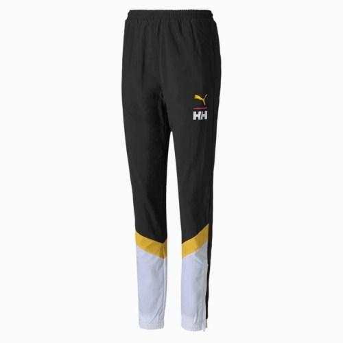 PUMA X HELLY HANSEN TAILORED FOR SPORT TRACK PANTS CITRUS