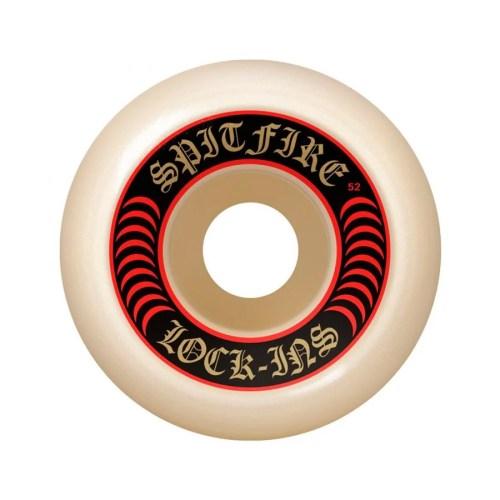 SPITFIRE FORMULA FOUR LOCK-INS 101D SKATEBOARD WHEELS