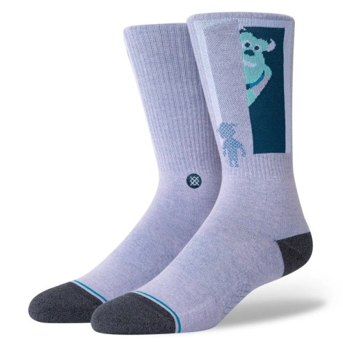 STANCE SULLY AND BOO PURPLE