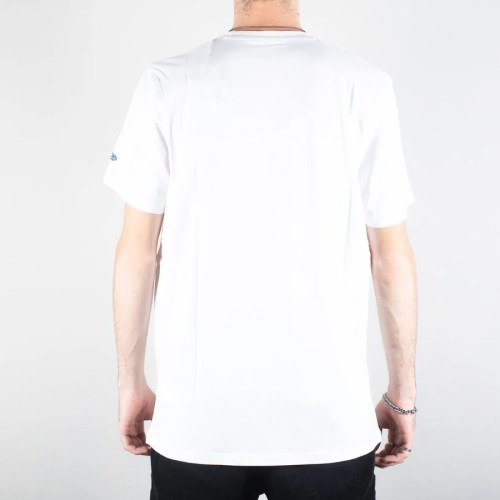 NEW ERA NBA WORDMARK TEE WHITE (2)