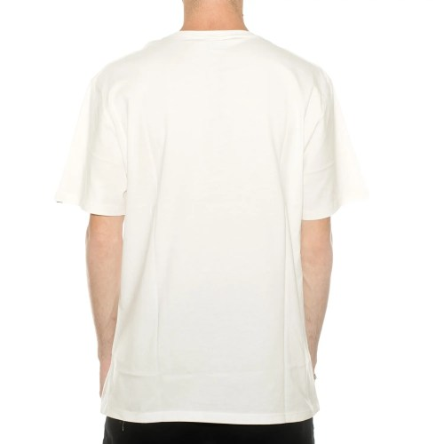 THE DUDES CARELESS TEE WHITE (2)