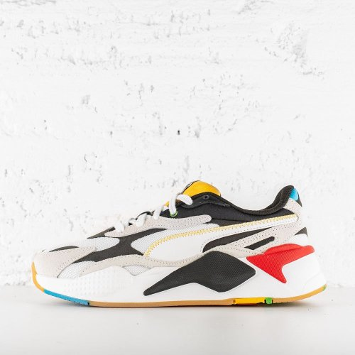 PUMA RX-S THE UNITY PUMA WHITE PUMA BLACK