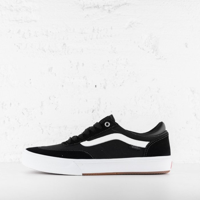 VANS GILBERT CROCKETT 2 PRO BLACK TRUE WHITE