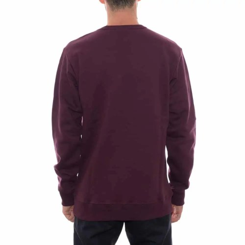 DICKIES MOUNT SHERMAN CREWNECK MAROON 2