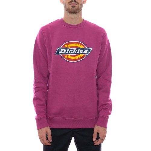 DICKIES PITTSBURGH CREWNECK PINK BERRY