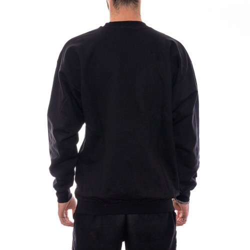THRASHER CALLIGRAPHY CREWNECK BLACK 3