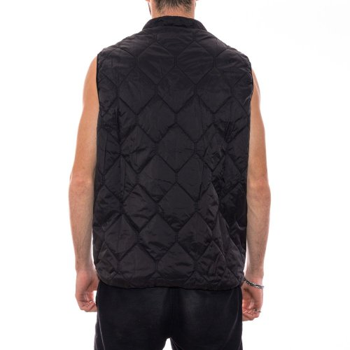 THRASHER MAGAZINE LOGO VEST BLACK 2