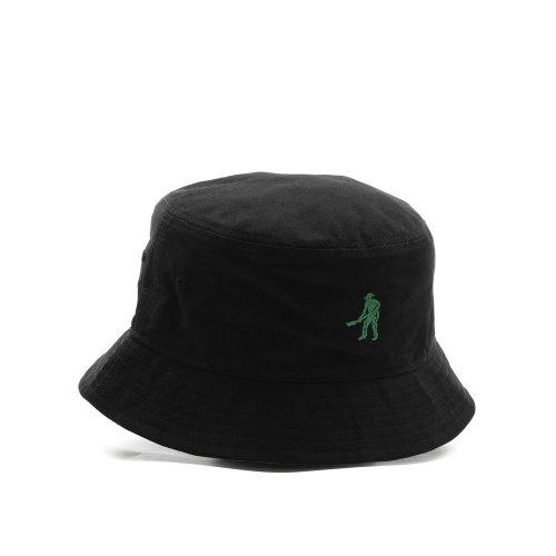 PASS~PORT INTER SOLID REVERSABLE BUCKET HAT GREEN