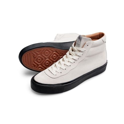 LAST RESORT AB VM001 SUEDE HI WHITE BLACK 2