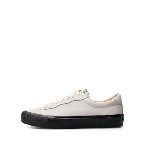 LAST RESORT AB VM001 SUEDE WHITE BLACK