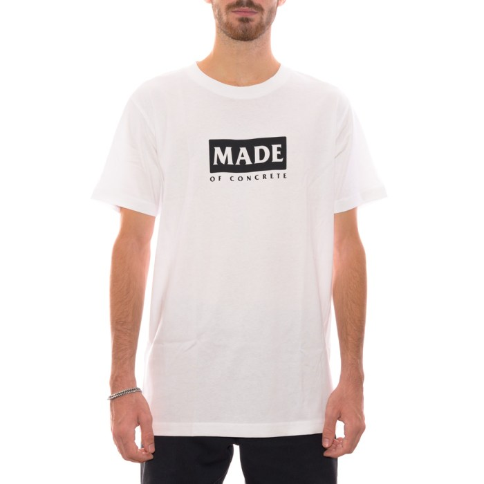 MOC ROLLINS TEE WHITE