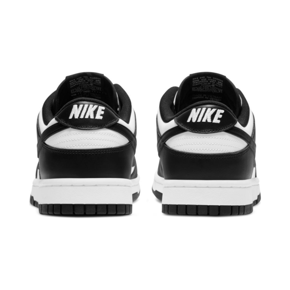 NIKE WMNS DUNK LOW WHITE BLACK PANDA 6