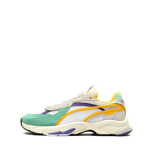 PUMA RS CONNECT DRIP BISCAY GREEN PUMA WHITE