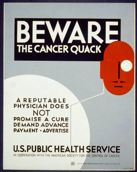 WPA_quack_poster