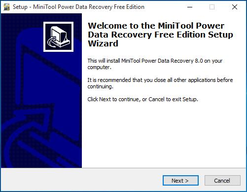 How To Installuninstallregister Minitool Power Data Recovery