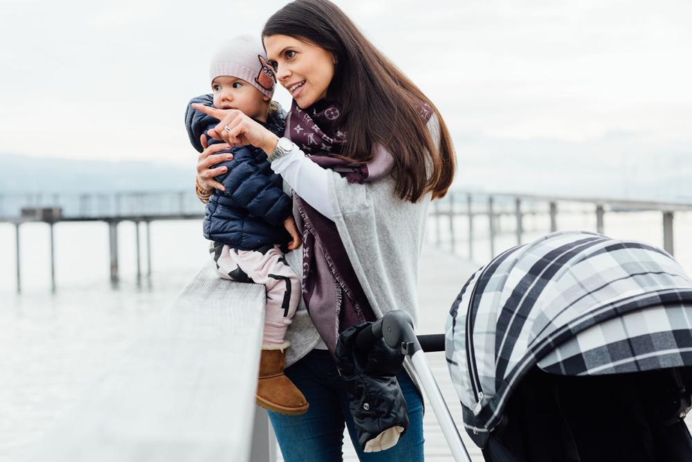 Mini & Stil, Mama Blog Schweiz, Mama Outfit, Schwangerschaftsmode, Stokke Scoot, Isabelle Kade