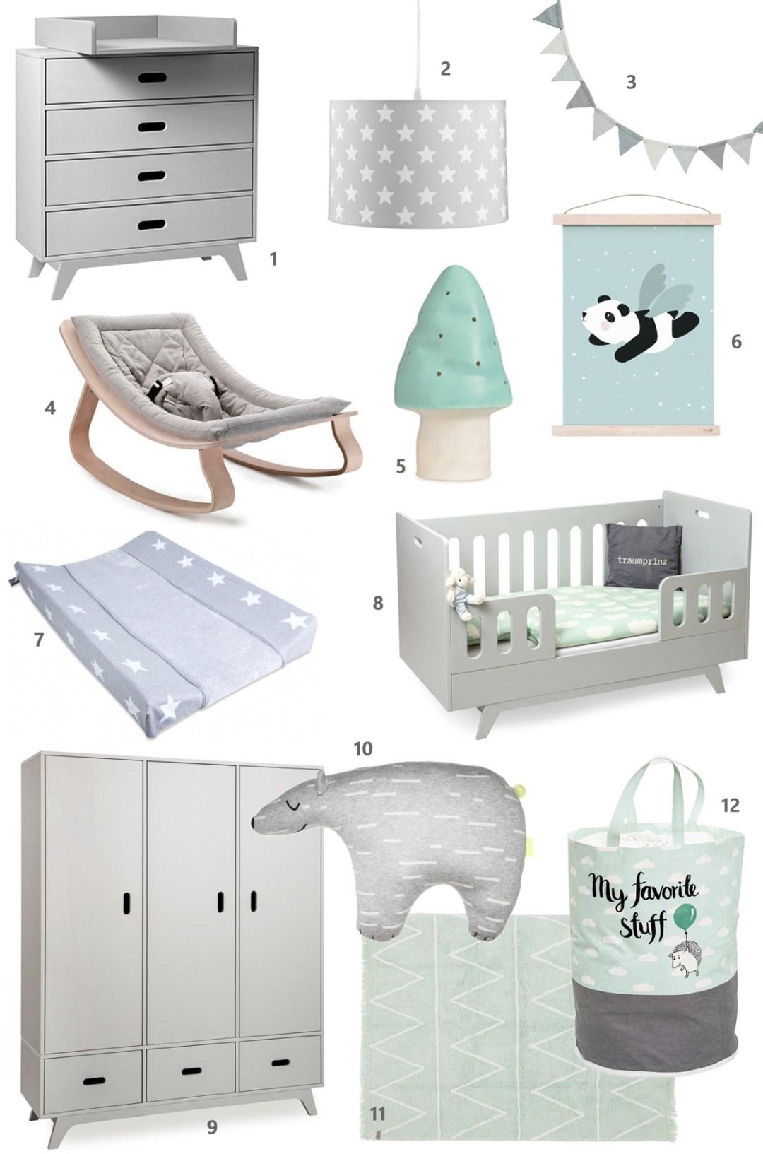 Mini & Stil, Mama Blog Schweiz, Familien Blog, Baby Blog, Snowflake Kindermöbel, Kinderzimmer, Babyzimmer, Baby Erstausstattung, mint