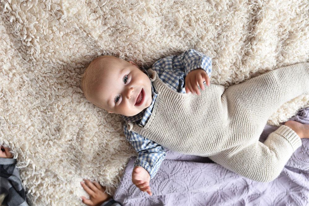 Herbstmode: Die schönsten Stricksachen für Babys