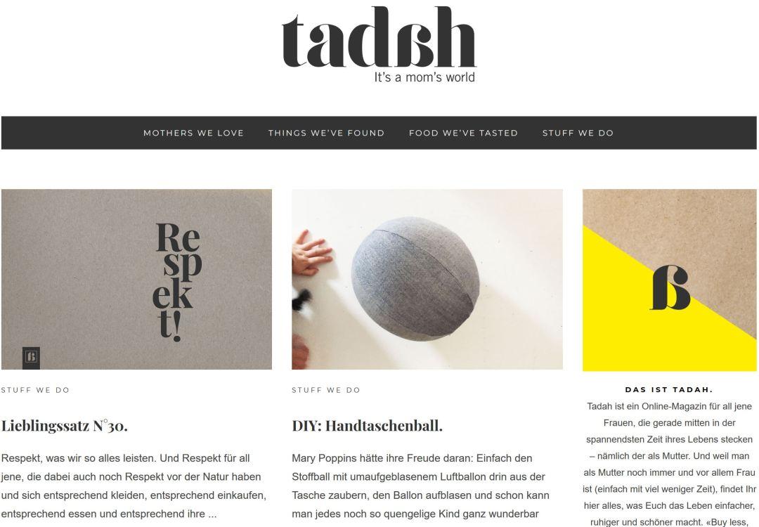 Inspirierend und unterhaltsam: 6 Schweizer Mamablogs