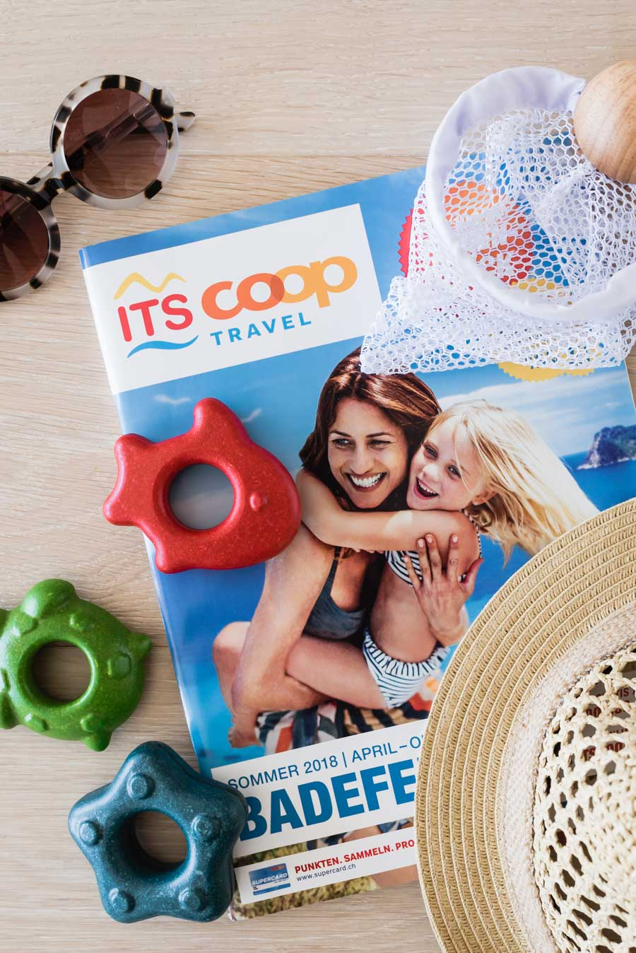 Keeping children busy when traveling: This is our holiday surprise bag # holiday happiness # holiday with children # holiday with children # family holiday # family holiday