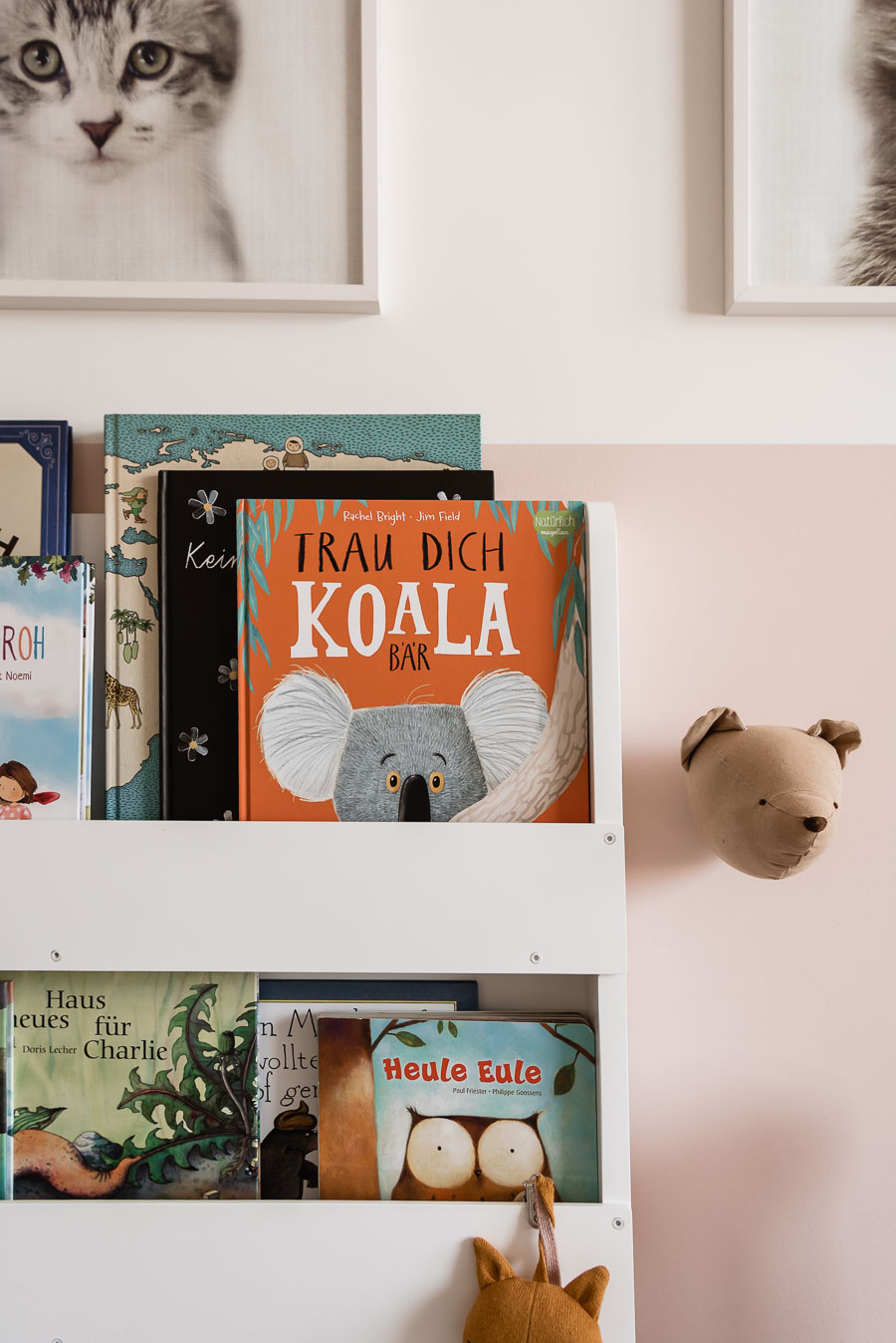 Our bookshelf for children: where we keep children's books and which children's books we particularly like # bookshelf # children's bookshelf # children's books #kinder's room