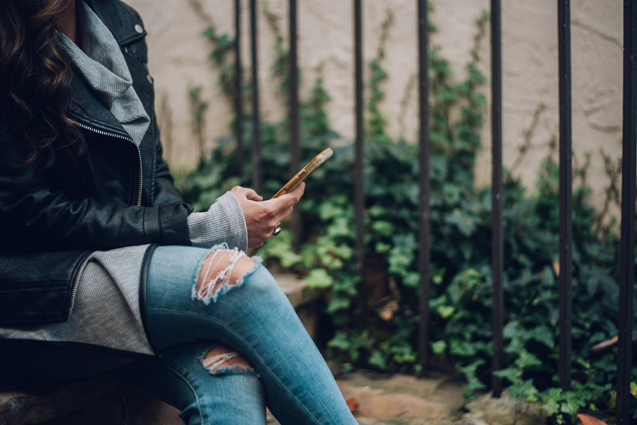 Weniger Smartphone und mehr Familienzeit geniessen. Ein paar Gedanken.