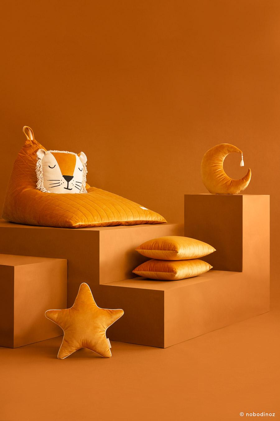 Die neue Eco Velvet Kollektion von Nobodinoz fürs Kinderzimmer #nobodinoz #kinderzimmer #kidsroom
