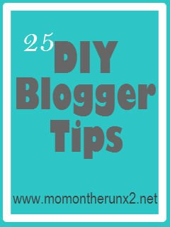 DIY Blogger Tips