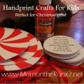 Handprint Crafts for Kids to Make