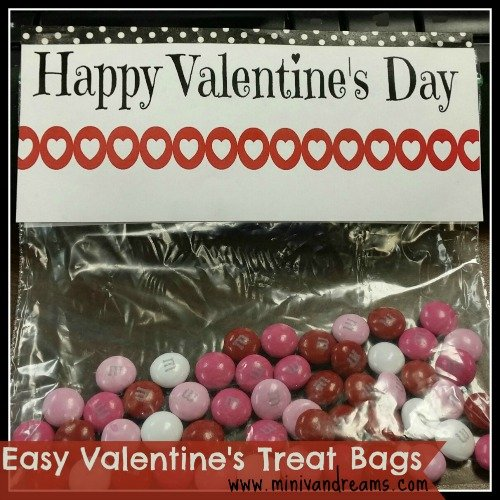 easy valentines day treat bags by mini van dreams