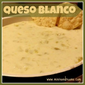 queso blanco via mini van dreams