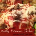 Healthy Parmesan Chicken & Tickle My Tastebuds #1 via Mini Van Dreams