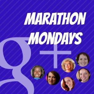 Google+ Marathon Monday | Mini Van Dreams