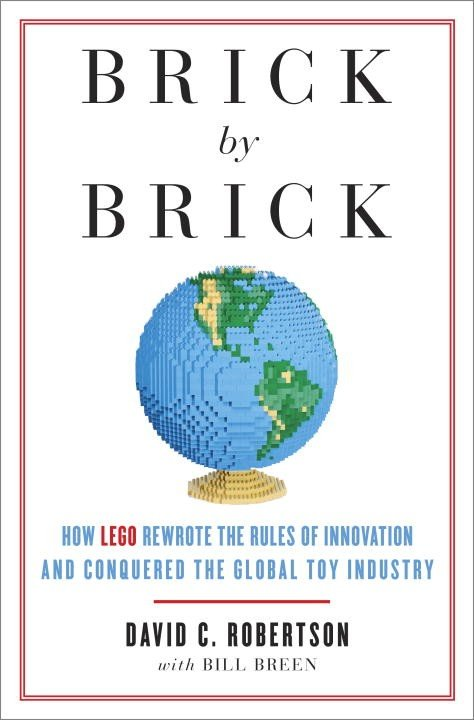 Brick by Brick Book Review | Mini Van Dreams #review #bookreview #prfriendly